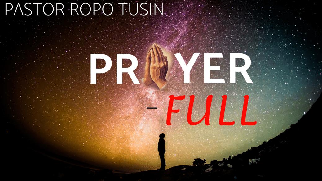 Prayer-Full