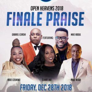 HOF Finale Praise