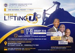 RCCGNA Prayer Retreat @ Dayspring Conference Center