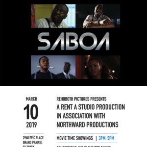 SABOA Poster