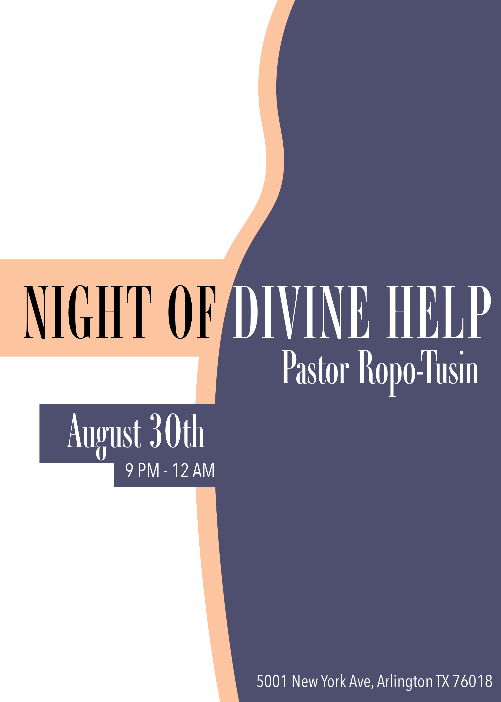 Night of Divine Help