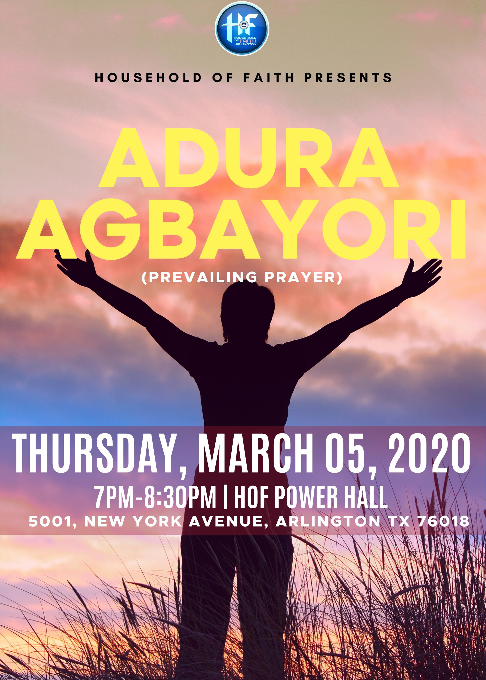 Adura Agbayori