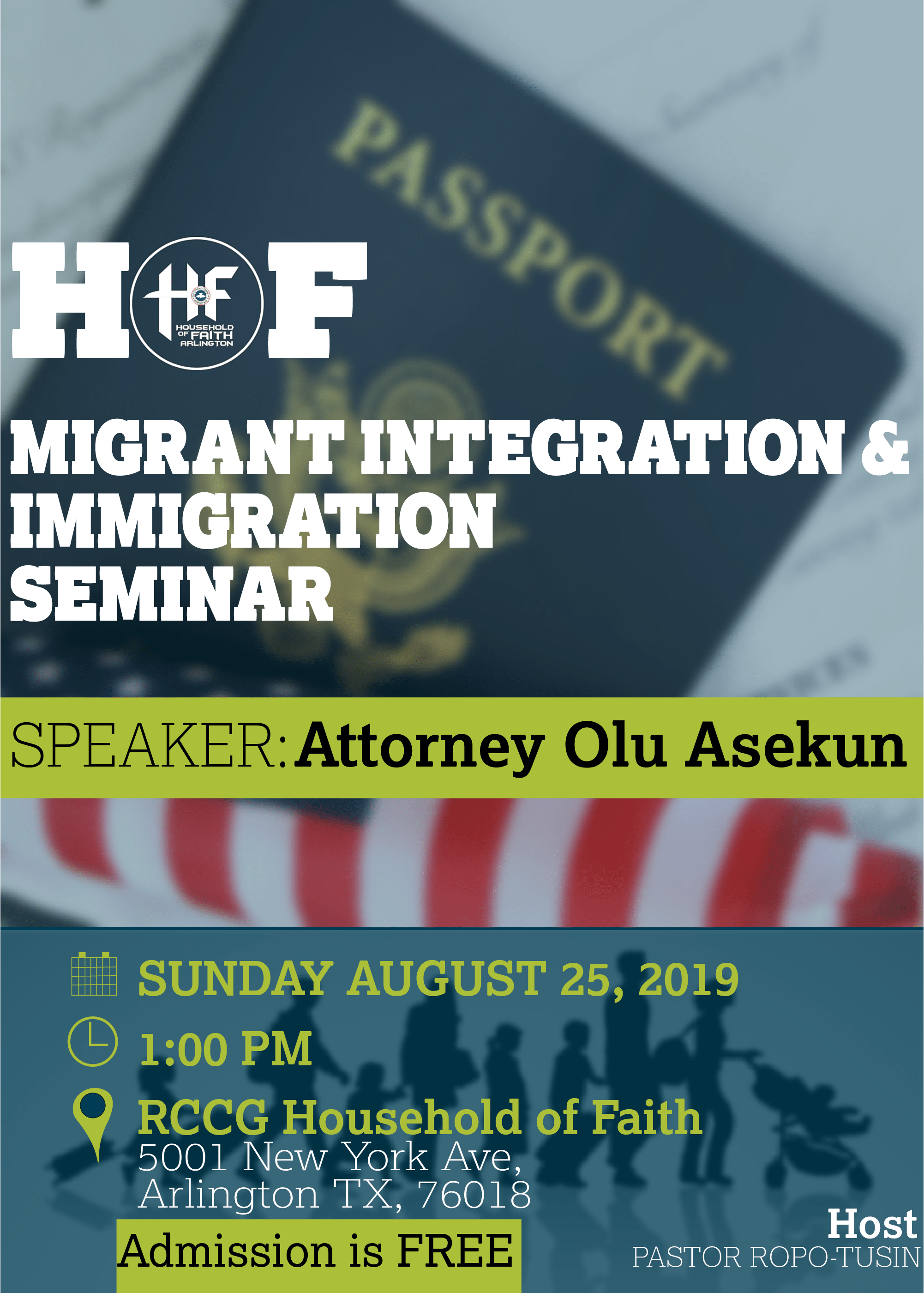 Migrant Integration
