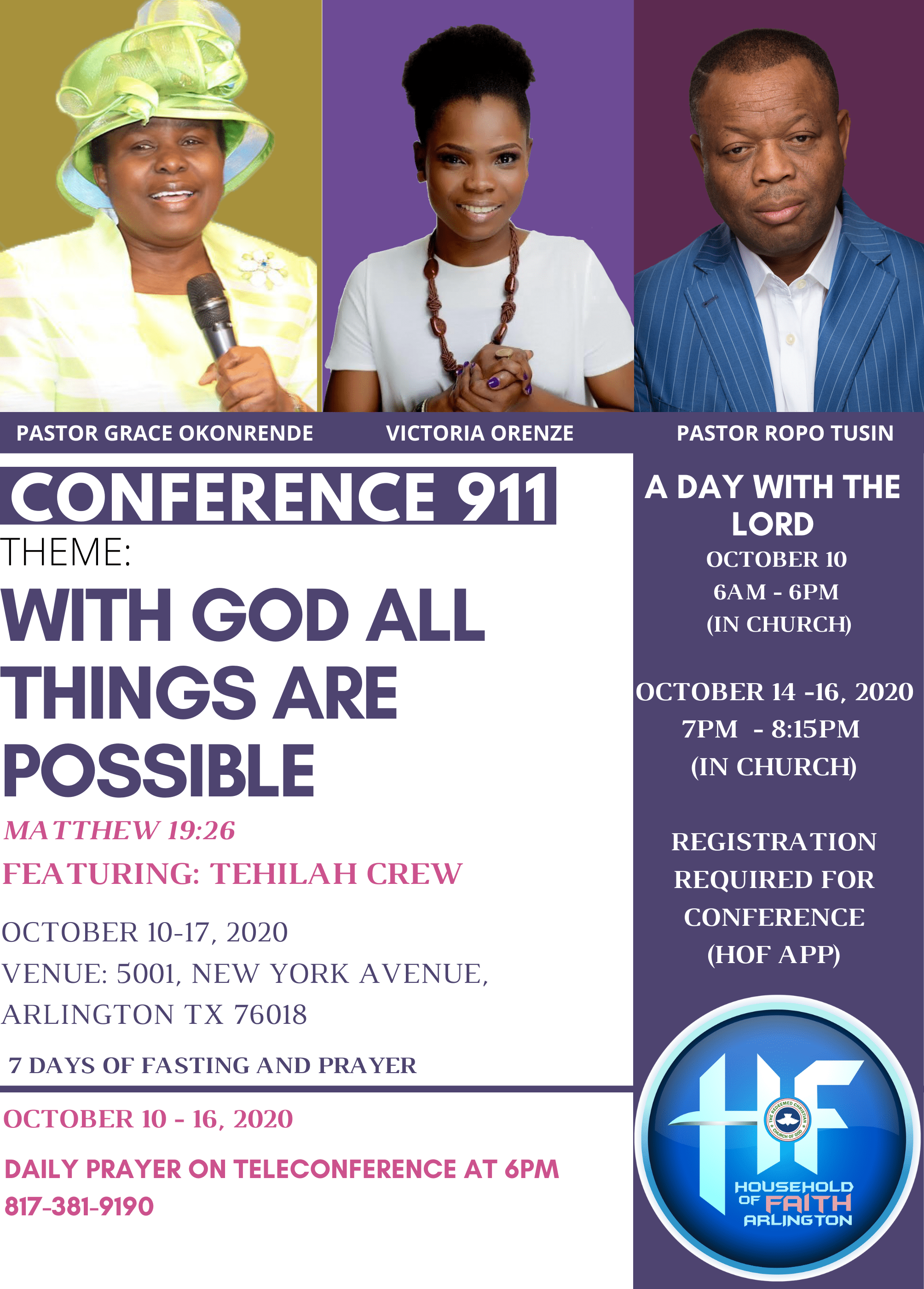 Conference 911